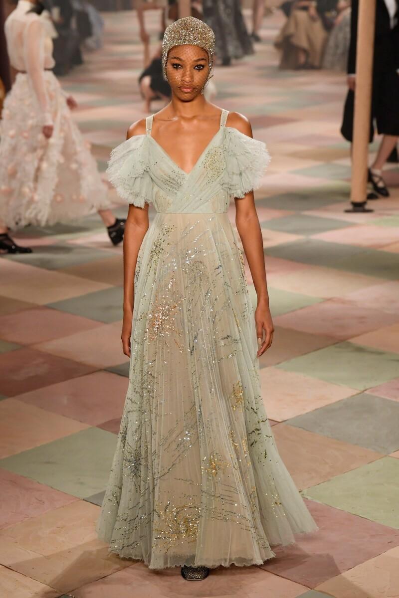 Christian Dior show, Runway, Spring Summer 2019, Haute Couture Fashion Week, Paris, France - 21 Jan 2019