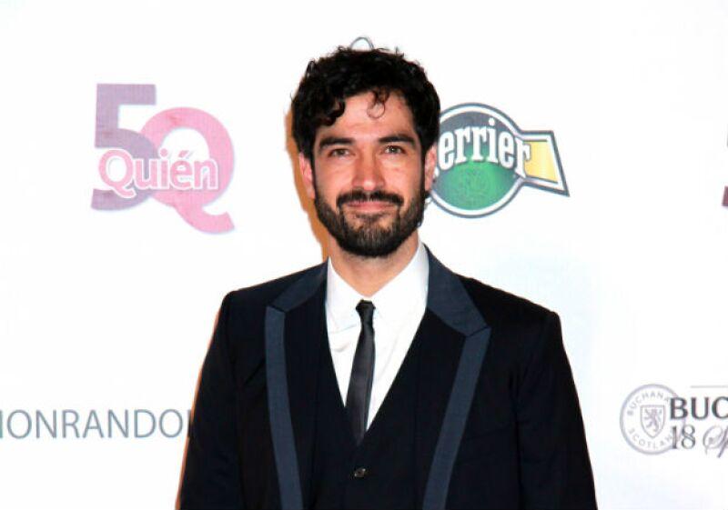 """El 2016 le depara a Alfonso Herrera la segunda temporada de Sense8, además del estreno de la película """"El Elegido"""", la cual filmó en España."""