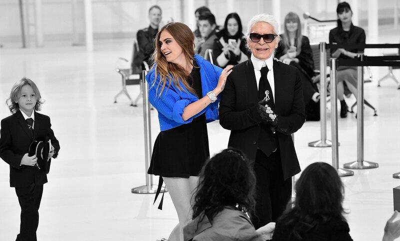 Las-musas-de-Karl-Lagerfeld