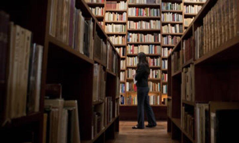 Los coleccionistas de libros cuentan con grandes bibliotecas negociables. (Foto: AP)