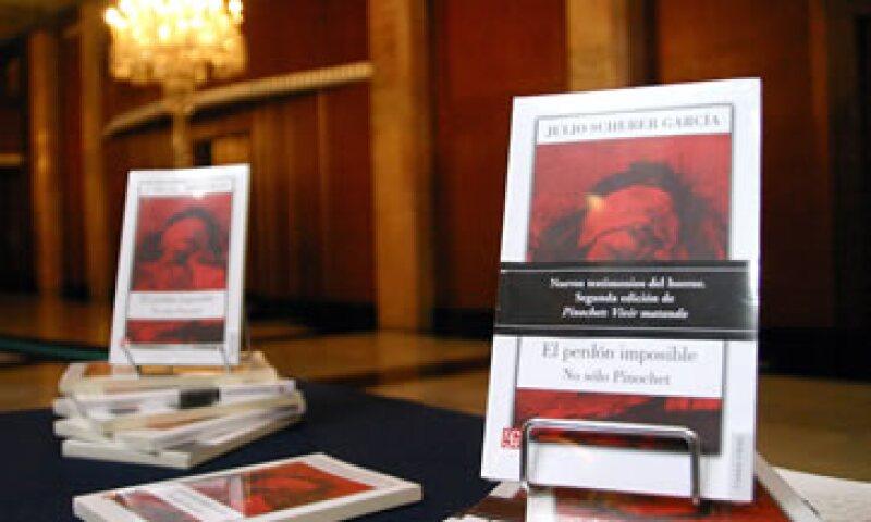 El perdón imposible, Cárceles y Salinas y su imperio, son otros títulos del periodista.   (Foto: AFP)