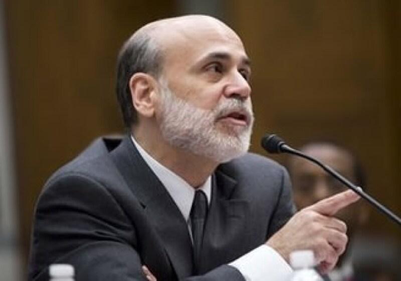 El Gobierno de EU ha respaldado la labor de Ben Bernanke al frente de la Reserva Federal. (Foto: AP)