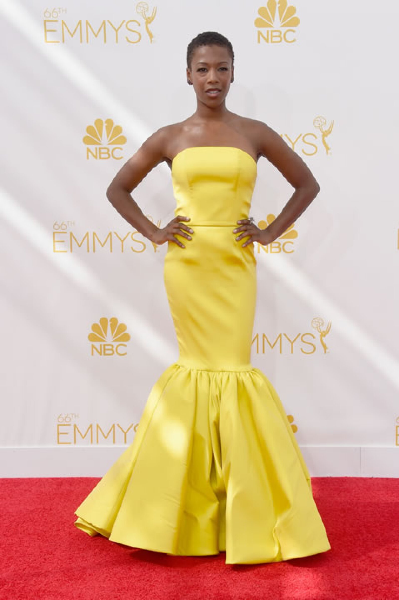 Samira Wiley en Christian Siriano