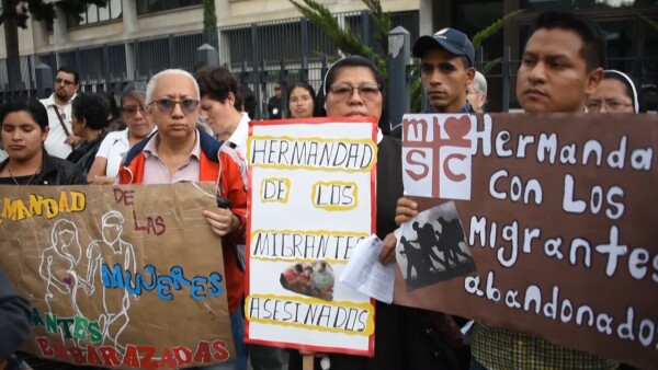 Activistas centroamericanos rechazan acuerdos migratorios con EU