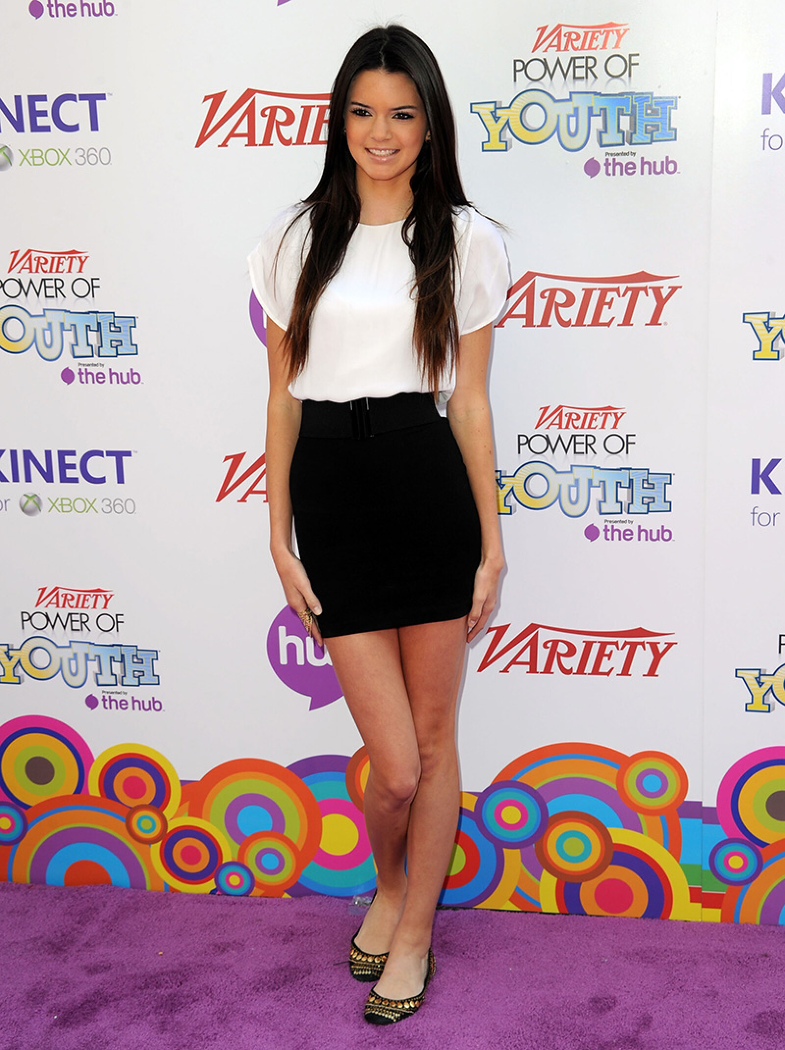 Variety's 4th Annual Power Of Youth Event - Arrivals
