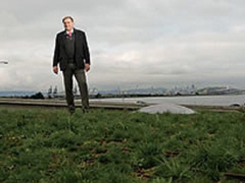 El fundador del despacho Paul Kephart (Foto: CNNMoney)