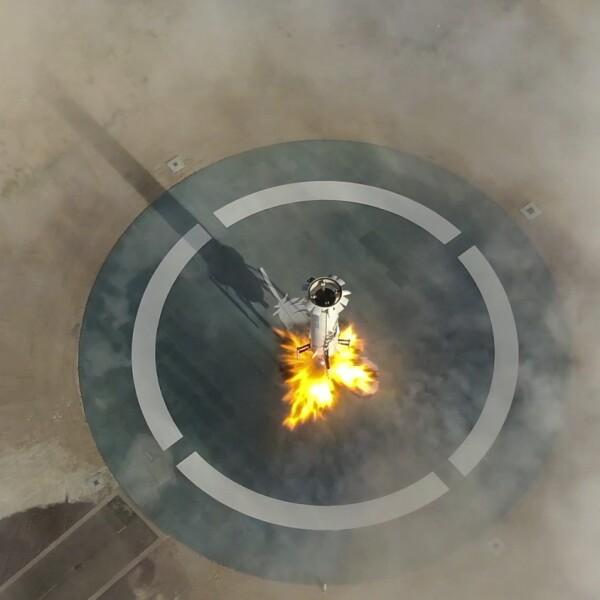 Cohete New Shepard