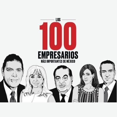 100 empresarios 2016 / Media