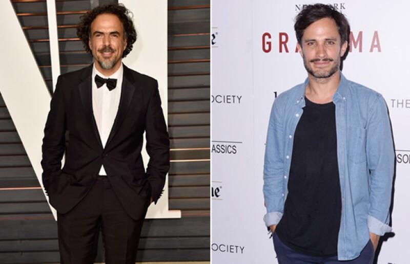 a  Asociación de la Prensa Extranjera de Hollywood anunció los nminados, entre ellos Gael García e Iñárritu.