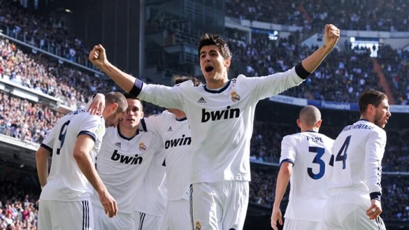 Real Madrid vs. Barcelona Ronaldo