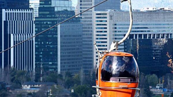 Telef�rico de Santiago de Chile
