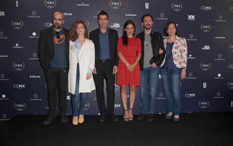"""Entre los nominados al mejor largometraje de ficción figuran """"El abrazo de la serpiente"""", """"Cavalo dinheiro"""" y """"El club""""."""