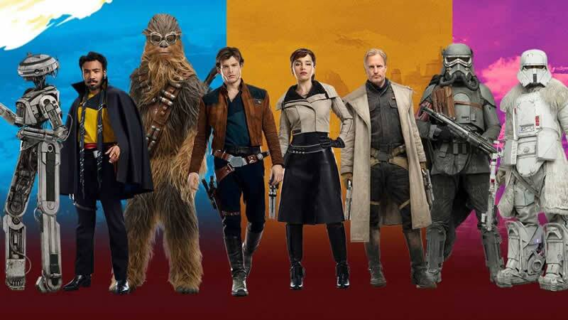 'Solo: A Star Wars Story'