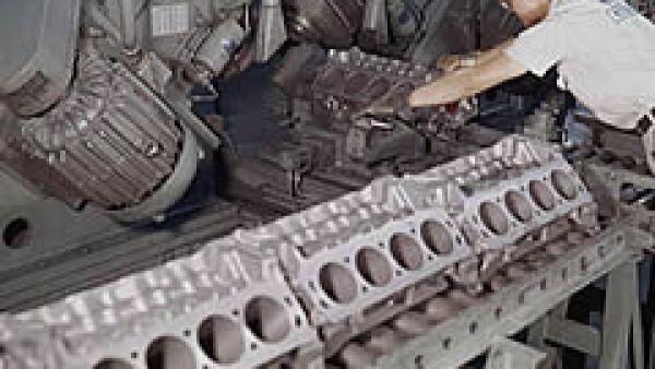 La firma mexicana paga el costo de seguir ligada a las armadoras de Detroit. (Foto: Archivo)