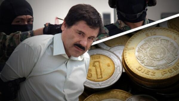 Joaquín Guzmán tenía una fortuna estimada en 1,000 mdd. (Foto: Especial)