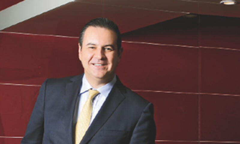 Gerardo Gutiérrez, presidente de la Coparmex (Foto: Ramón Sánchez Belmont)