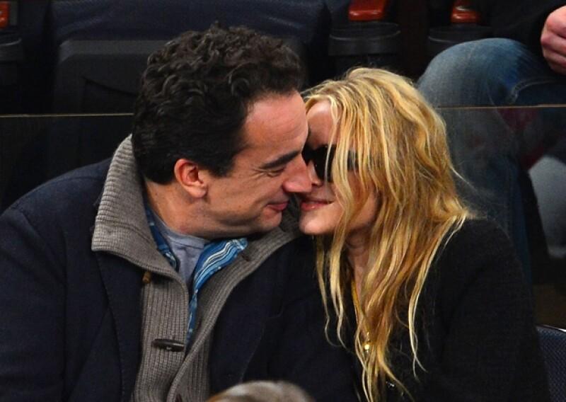 Se dice que una de las hermanas Olsen podría estar a  punto de casarse con su novio, el empresario francés y medio hermano del ex presidente de Francia, Nicolás Sarkozy.