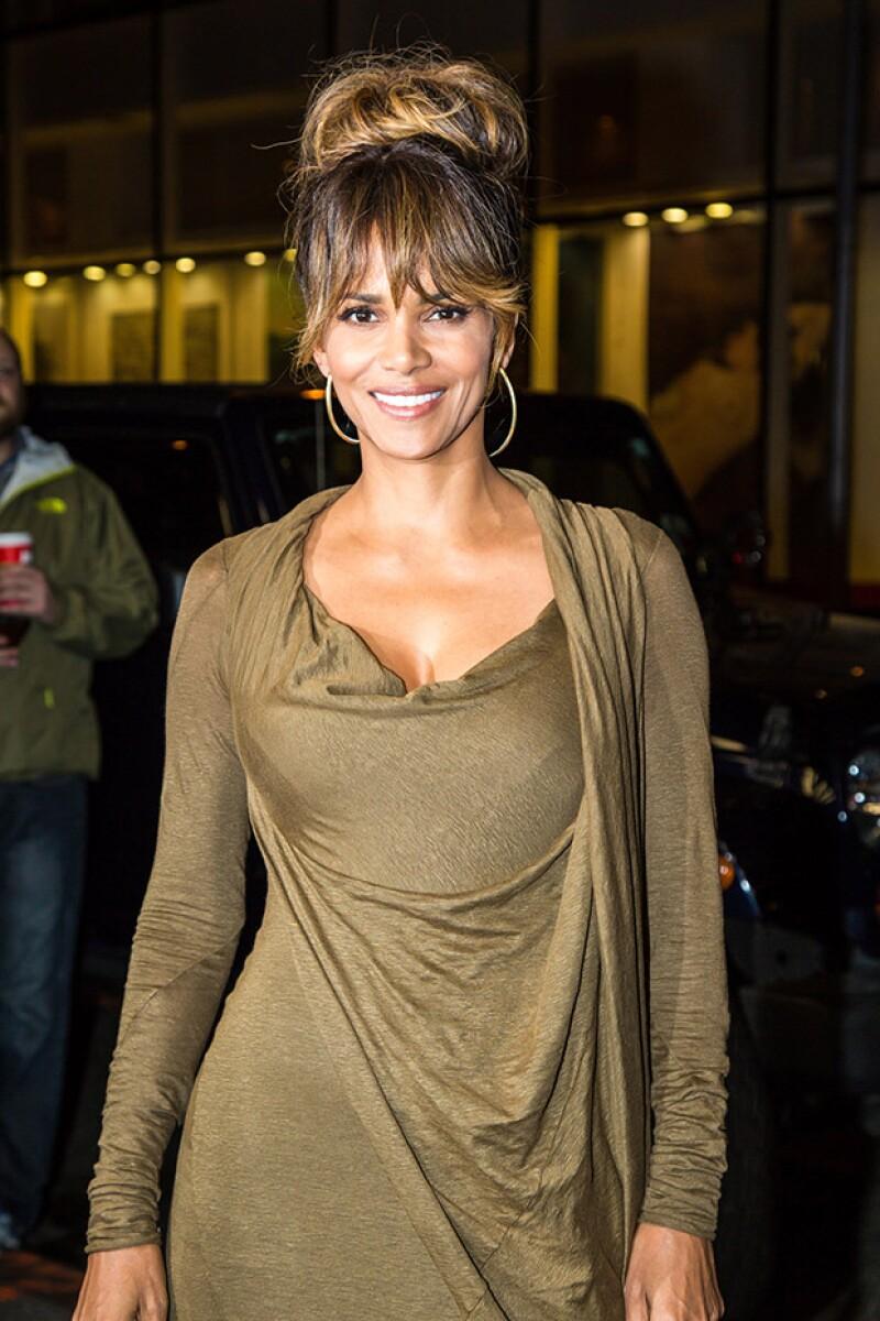 Hace tres semanas la actriz anunció su separación de Oliver Martínez.
