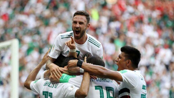 Segunda victoria de México