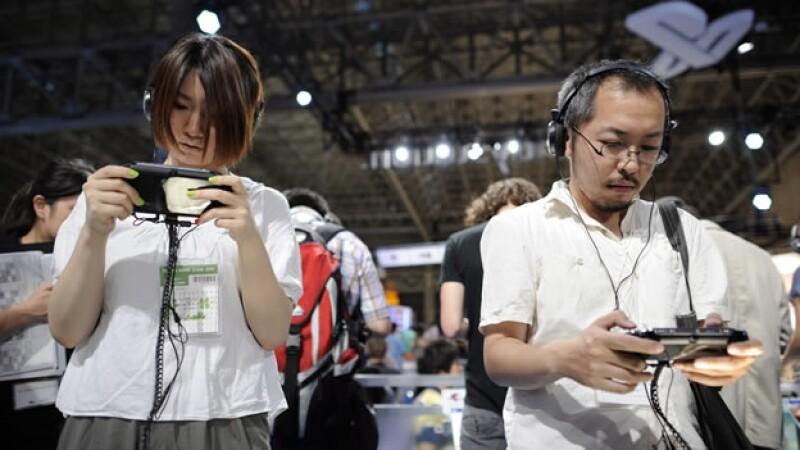 Usuarios de PS Vita