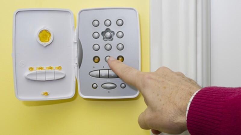 tecnología automatizada en el hogar