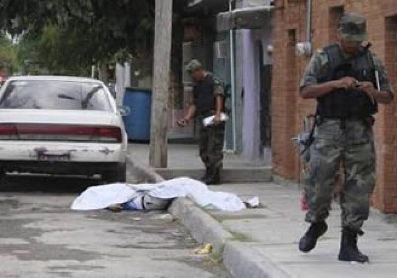 El combate al narcotráfico ha dejado un saldo de alrededor de 13,000 muertos en treinta meses. (Foto: Reuters)