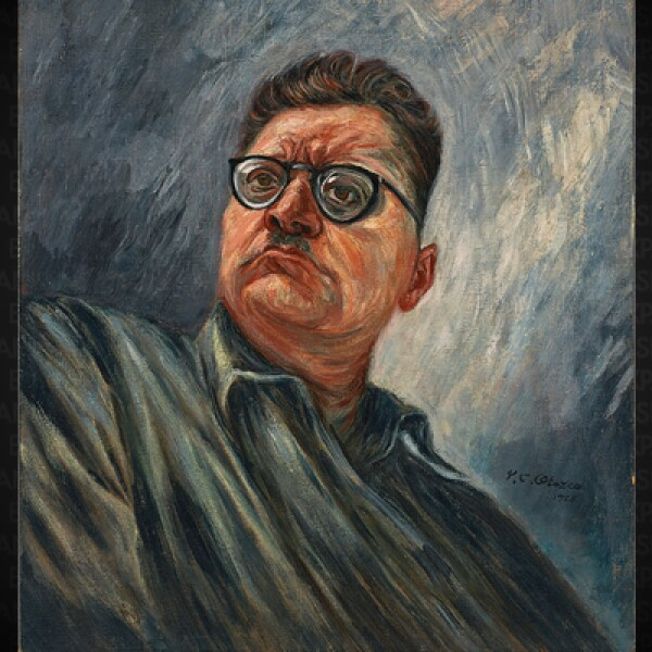 El lote de Lorenzo Zambrano incluye a importantes pintores como José Clemente Orozco.