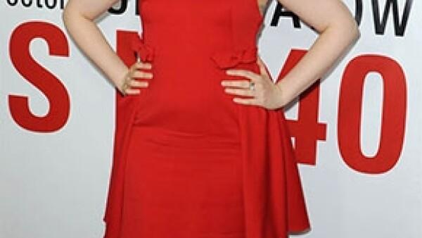 La actriz y productora estadounidense desvela en su nuevo libro que antes de comenzar el rodaje de &#39Girls&#39 sufrió problemas alimenticios.