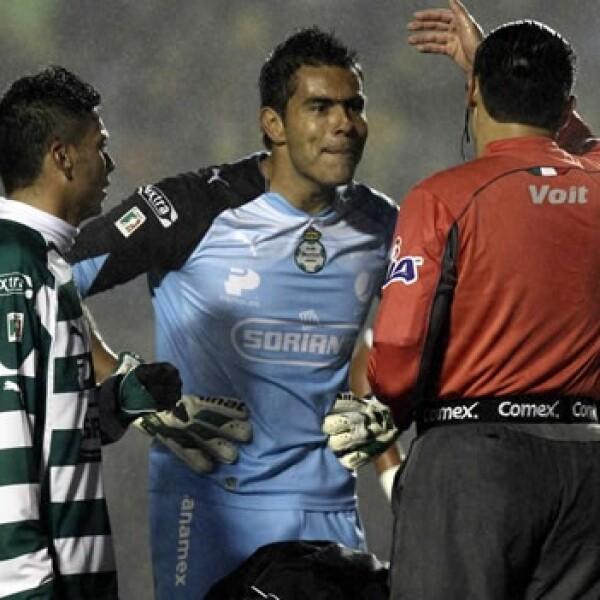 tigres uanl campeonato santos futbol tuca monterrey macroplaza oswaldo