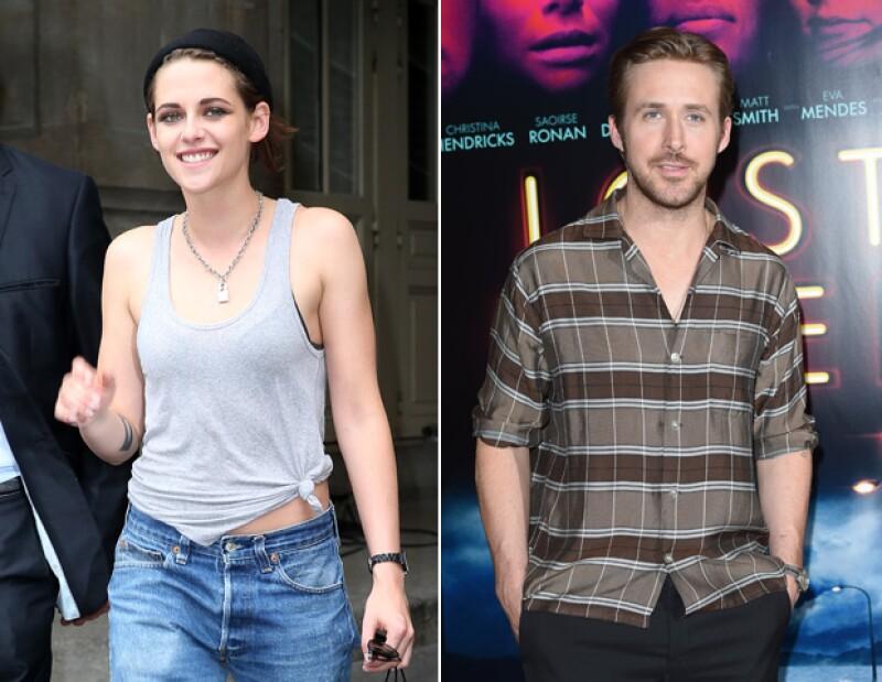 Kristen Stewart y Ryan Gosling no eran estudiantes modelo, pero ahora son actores exitosos.