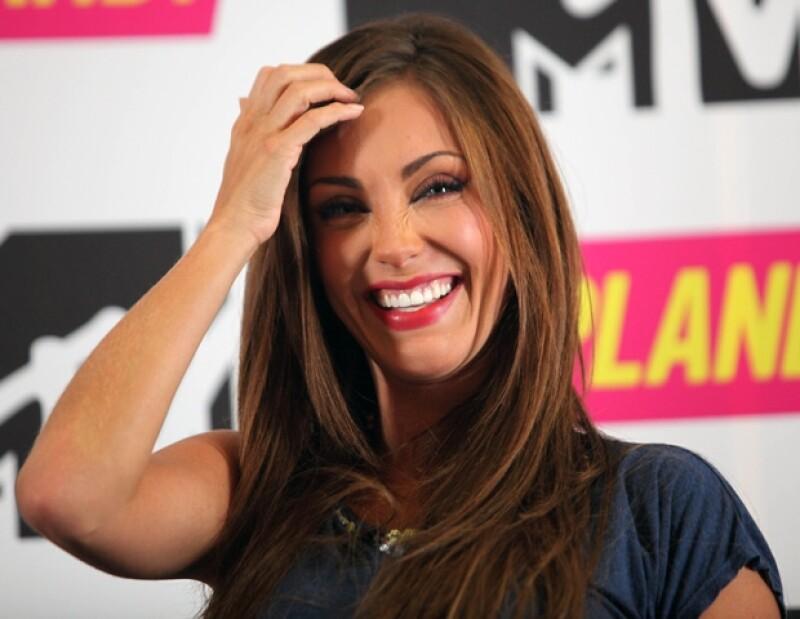 Anahí aseguró que tuvo una muy buena química con los vocalistas de Moderatto y Miranda.