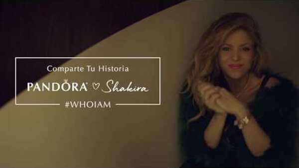 Shakira es inspiración femenina