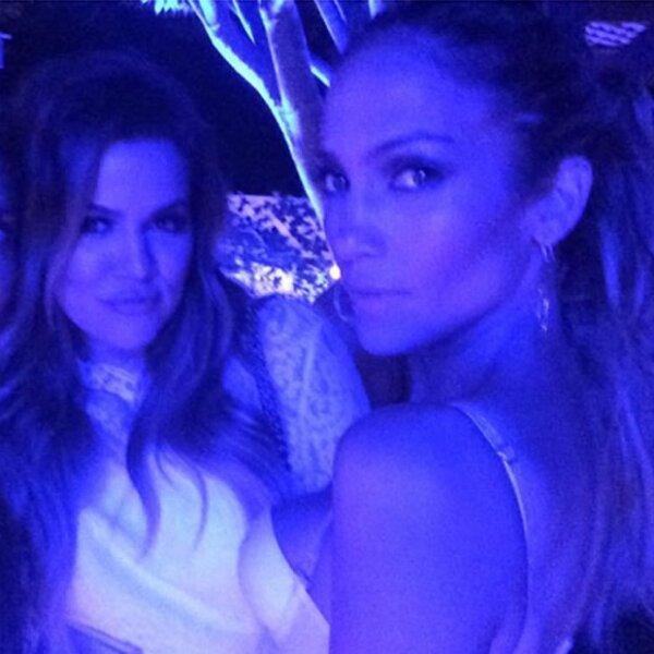 Ella misma confesó que uno de sus modelos a seguir es Jennifer Lopez.
