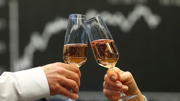 El S&P500 ha subido 19.5% en lo que va del año y los inversionistas están de fiesta.