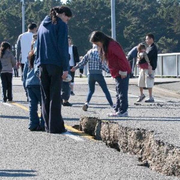 Un sismo de 7 grados estremeció Nueva Zelandia
