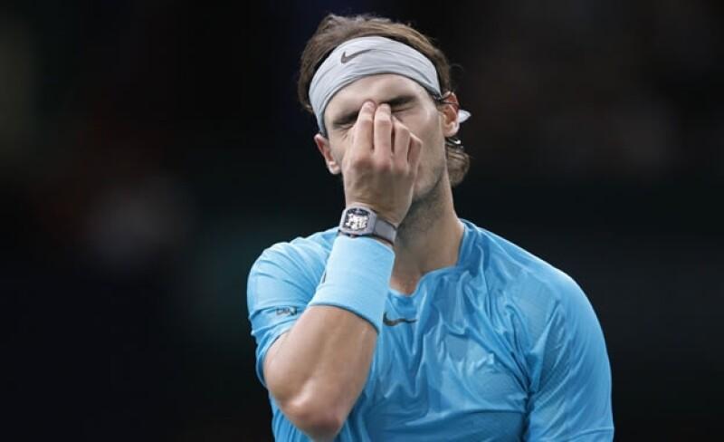 Rafael Nadal París semifinal