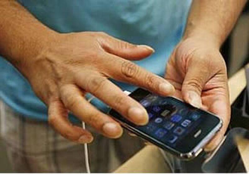 Una aplicación revela al usuario la ubicación de su dispositivo perdido. (Foto: AP)