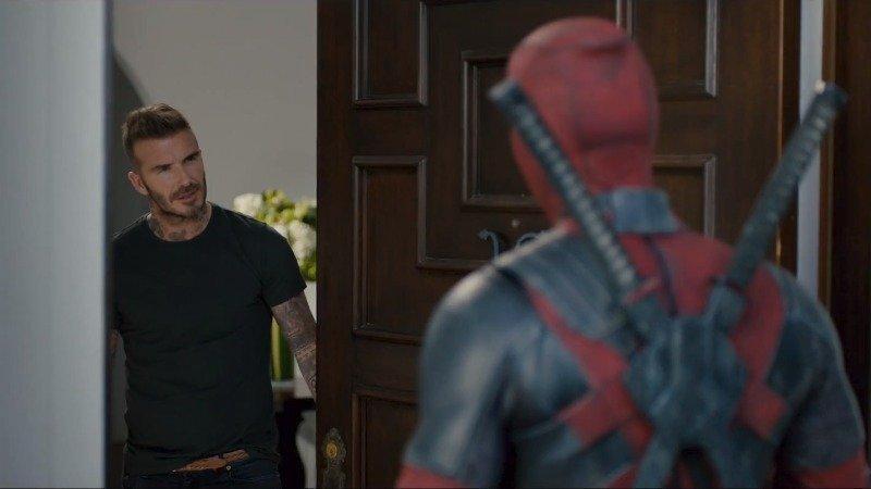 Beckham y Deadpool