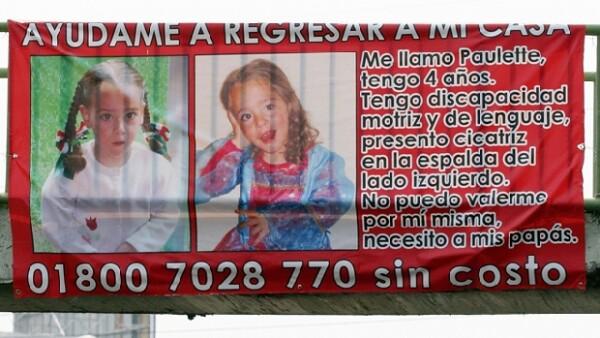 Diez días pasaron desde que la pequeña niña desapareció de su departamento en Interlomas, hoy en la madrugada la Procuraduría del Estado de México la encontró muerta en su domicilio.