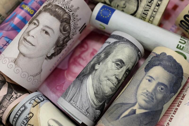 divisas dólar monedas