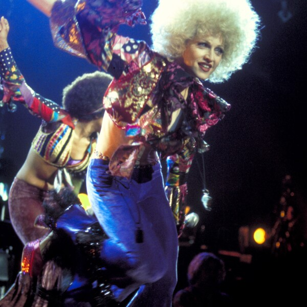 Madonna - Girlie Show Tour at MSG - 1993
