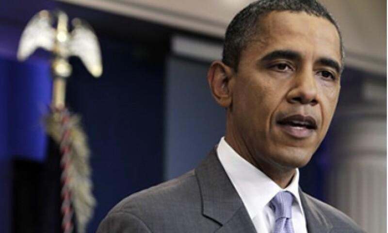 El presidente de EU, Barack Obama, advirtió que el Gobierno está perdiendo 200 mdd que debería recibir de las aerolíneas cada semana. (Foto: AP)