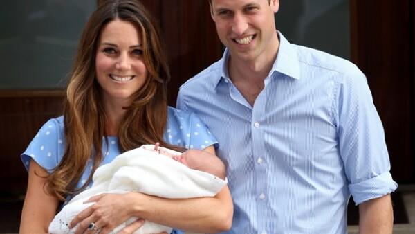 El nacimiento del príncipe George, hijo de Kate y Guillermo de Inglaterra, fue uno de los temas más comentados y hablados durante el año. En la lista también figuran Elba Esther Gordillo y el Papa.