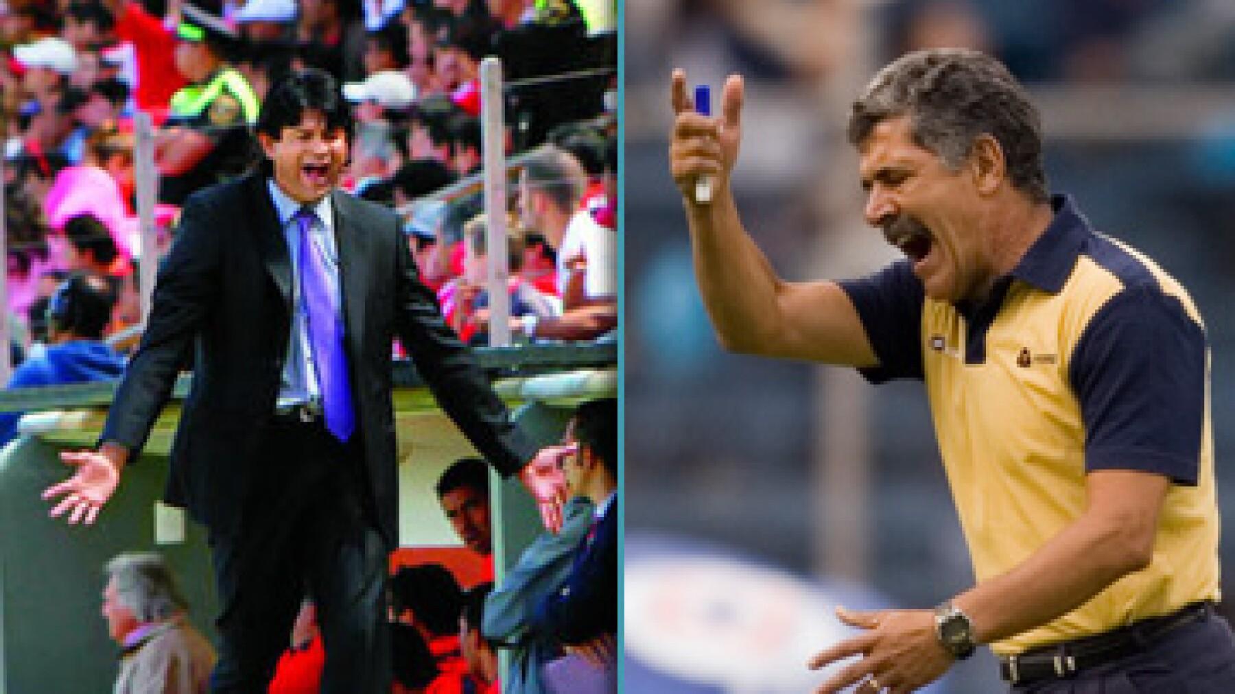 El director técnico de los Tigres de Nuevo León, Ricardo Ferreti, acusó a su colega, el director técnico de los Gallos de Querétaro, José Saturnino Cardozo, de hacerle amenazas de muerte. (Foto: Especial)