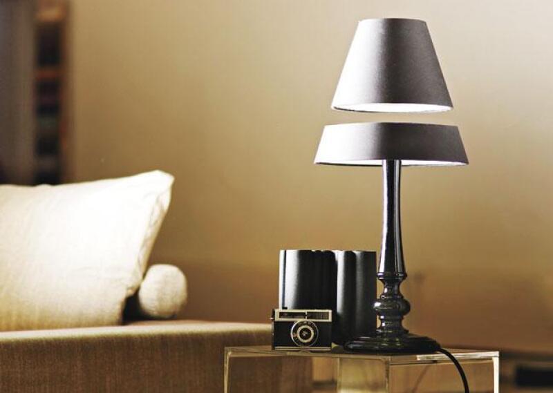 lampara que levita