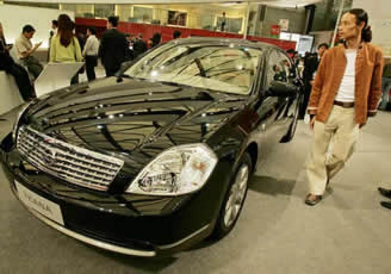 Los modelos de Nissan más vendidos en China fueron el Teana y el Sylphy.  (Foto: AP)