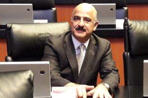 Ricardo Ahued es también integrante de las comisiones de Justicia y de Recursos Hidráulicos.