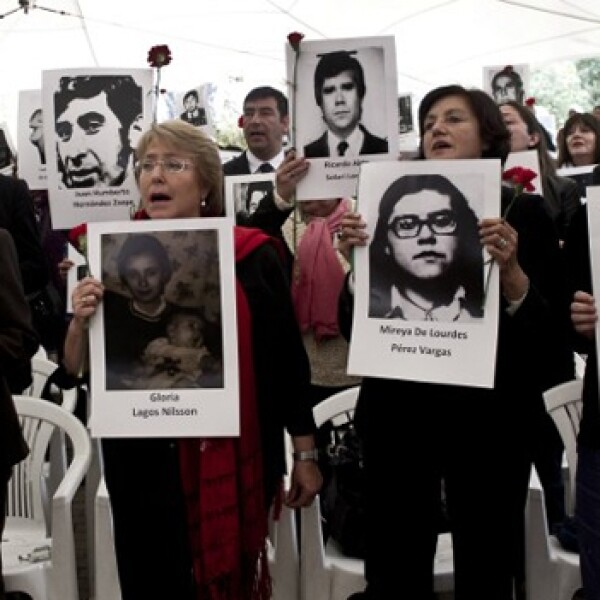 Chile aniversario 40 golpe 4