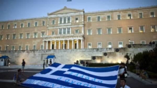 """El primer ministro había presentado un paquete de medidas de justicia social, con la intención de hacer frente a lo que desde Syriza llaman situación de """"crisis humanitaria"""". (Foto: Reuters)"""