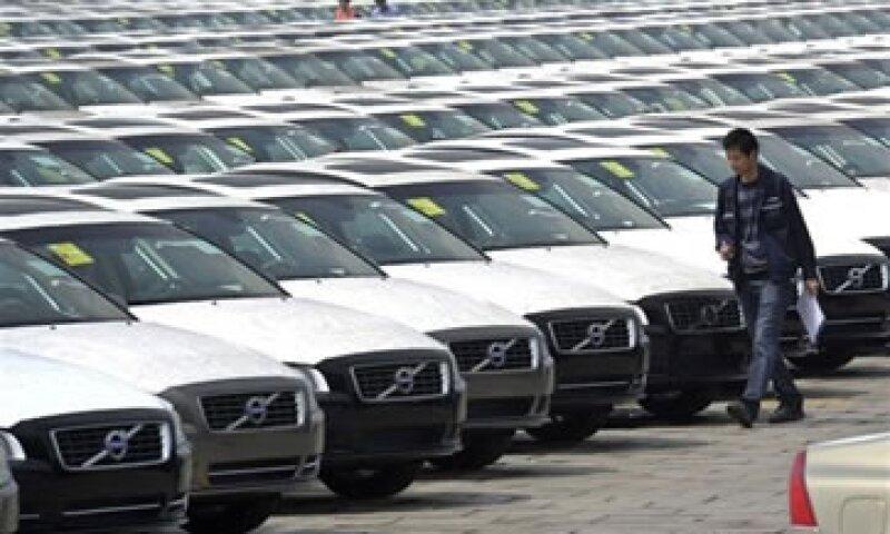 Las ventas de Volvo en la Unión Europea cayeron 9% de enero a julio.  (Foto: Reuters)